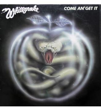 Whitesnake - Come An' Get It (LP, Album) mesvinyles.fr