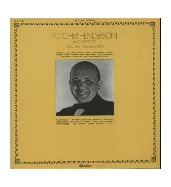Fletcher Henderson And His Sextet* - New-York-December 1950 (LP) mesvinyles.fr