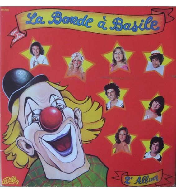 La Bande A Basile - 2e Album (LP, Album, red) mesvinyles.fr