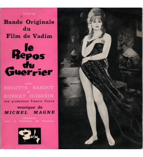 """Michel Magne - Le Repos Du Guerrier (7"""", EP) mesvinyles.fr"""