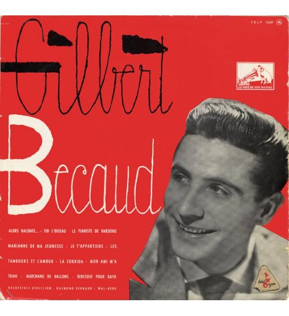 "Gilbert Becaud* - Gilbert Becaud (10"", Album) mesvinyles.fr"
