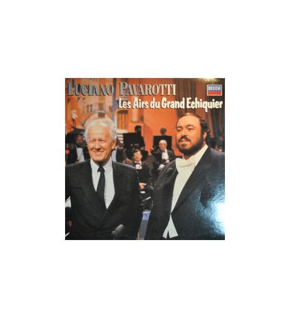 Luciano Pavarotti - Les Airs Du Grand Echiquier (LP) mesvinyles.fr