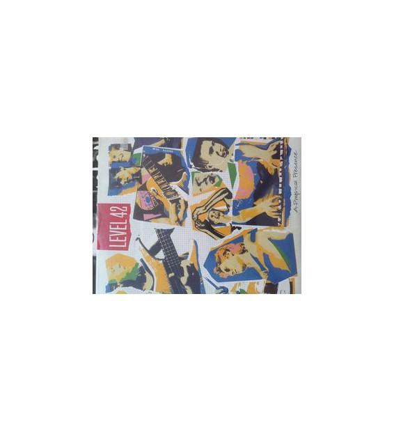 Level 42 - A Physical Presence (2xLP, Album, Mou) mesvinyles.fr