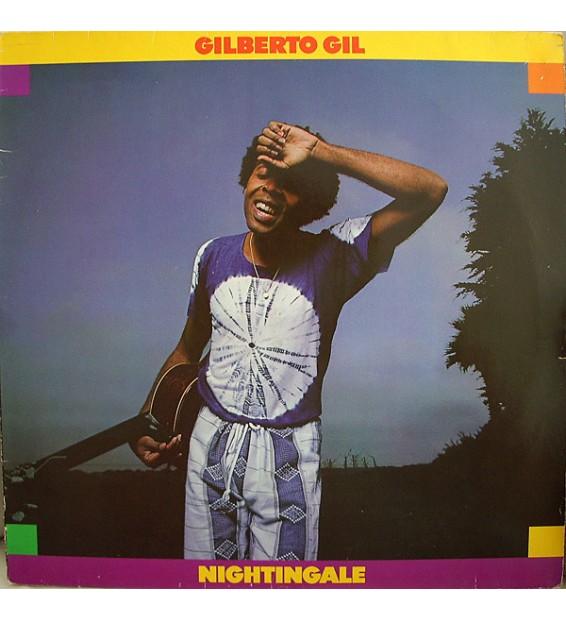 Gilberto Gil - Nightingale (LP, Album) mesvinyles.fr