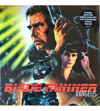 Vangelis - Blade Runner (LP, Album, RE, Gat) mesvinyles.fr
