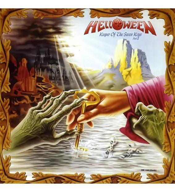 Helloween - Keeper Of The Seven Keys (Part II) (LP, Album, Gat) mesvinyles.fr