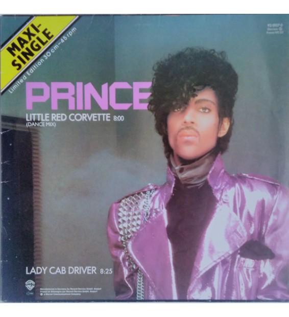 """Prince - Little Red Corvette (Dance Mix) (12"""", Maxi, Ltd, RE) mesvinyles.fr"""