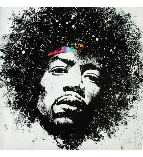 Jimi Hendrix - Kiss The Sky (LP, Comp) mesvinyles.fr