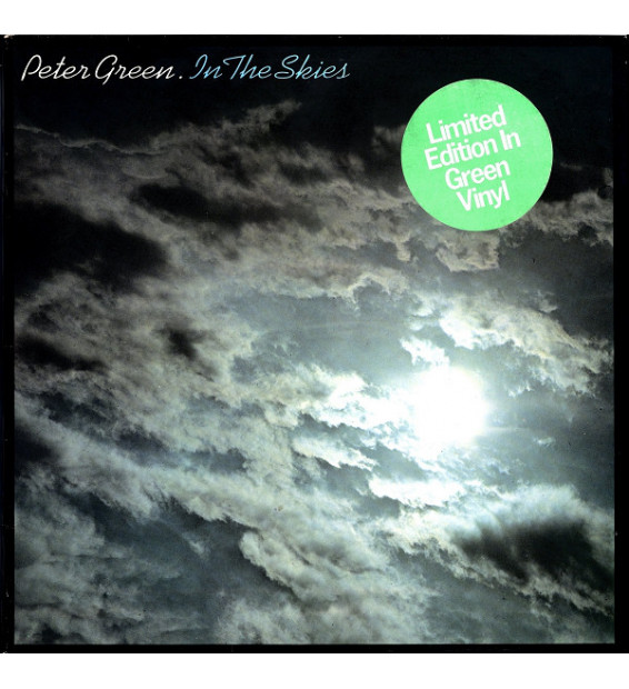 Peter Green (2) - In The Skies (LP, Album, Ltd, Gre) mesvinyles.fr
