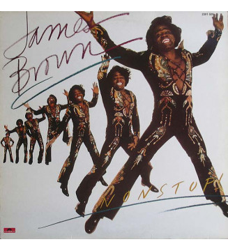 James Brown - Nonstop (LP, Album) mesvinyles.fr