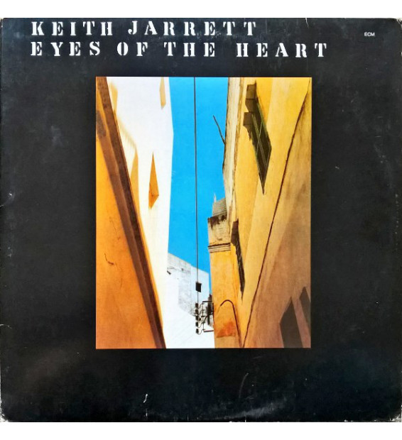 Keith Jarrett - Eyes Of The Heart (LP + LP, S/Sided + Album)
