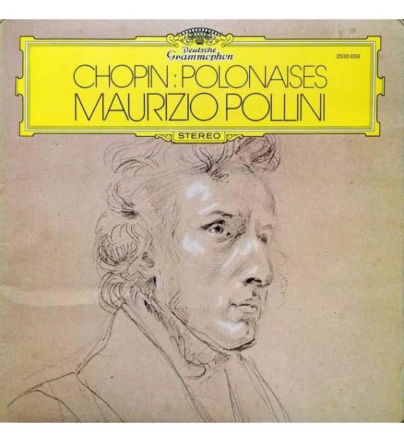 Chopin* - Maurizio Pollini - Polonaises (LP, Album, Gat)