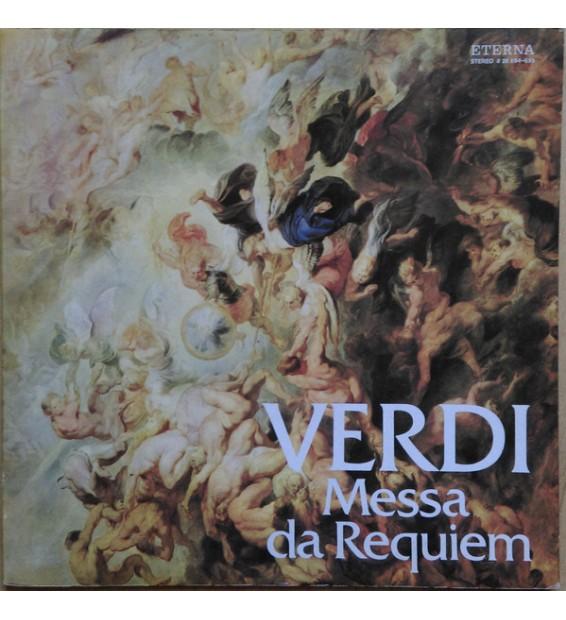 Giuseppe Verdi - Verdi Messa Da Requiem (2xLP)