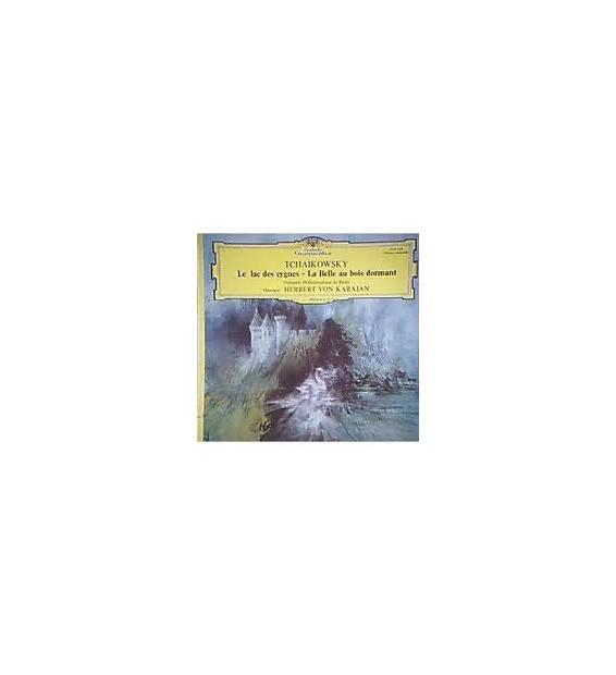 Peter Tschaikowsky*, Berliner Philharmoniker, Herbert von Karajan - Le Lac Des Cygnes - La Belle Au Bois Dormant (LP, Album) mes