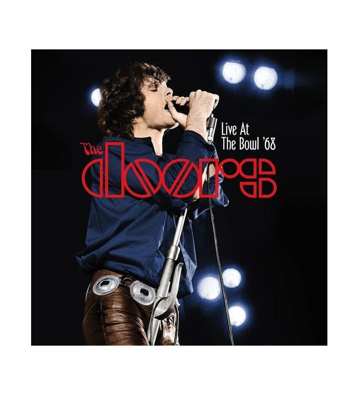 The Doors - Live At The Bowl '68 (2xLP, Album, Gat) mesvinyles.fr