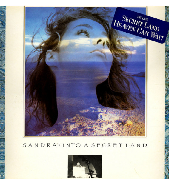 Sandra - Into A Secret Land (LP, Album) mesvinyles.fr