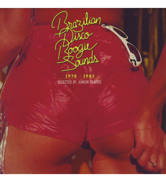 Various - Brazilian Disco Boogie Sounds (1978-1982) (LP, Comp)