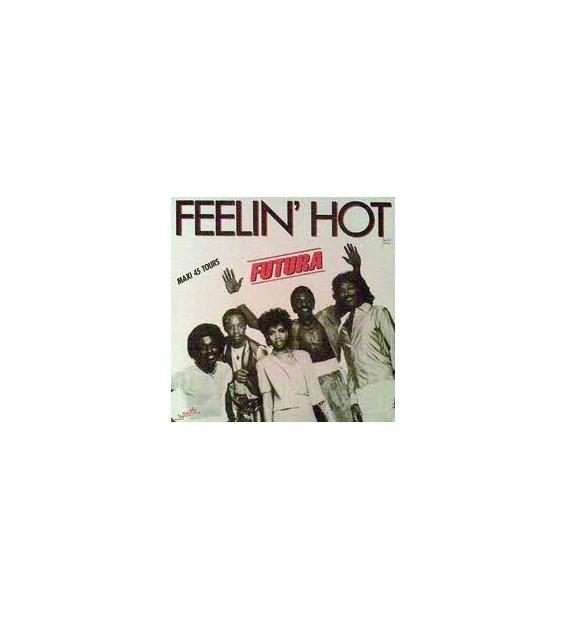 """Futura (4) - Feelin' Hot / Don't Hold Back (12"""") mesvinyles.fr"""