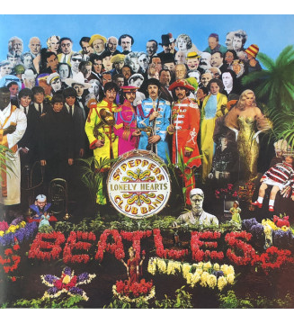 The Beatles - Sgt. Pepper's Lonely Hearts Club Band (LP, Album, RE, New) mesvinyles.fr