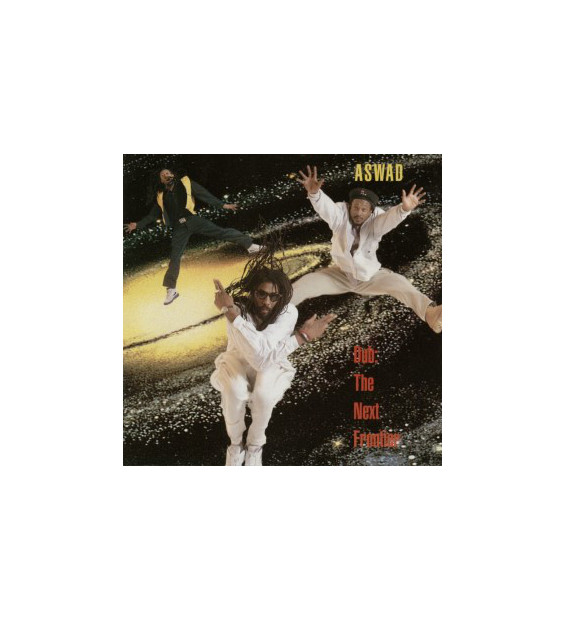 Aswad - Dub: The Next Frontier (LP, Album)