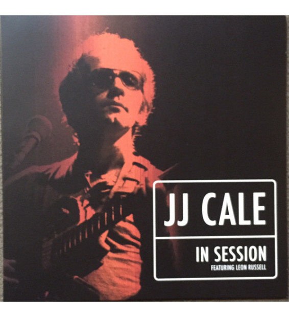 J.J. Cale Featuring Leon Russell - In Session At The Paradise Studios - Los Angeles, 1979 (LP) mesvinyles.fr