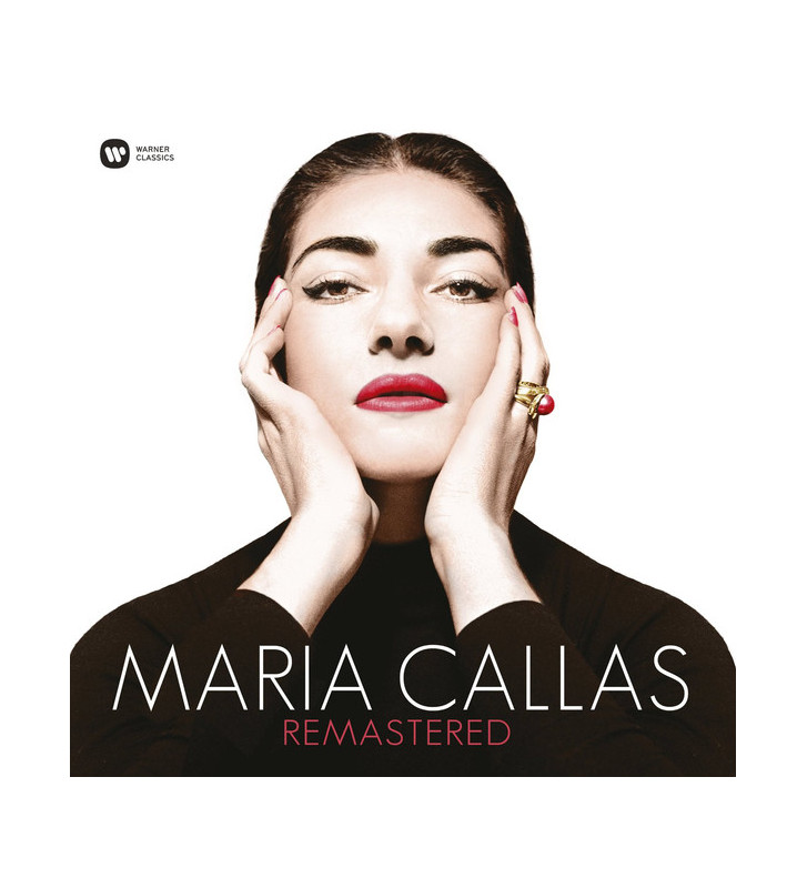 Maria Callas - Remastered (LP, Comp, RM, S/Edition, 180) mesvinyles.fr