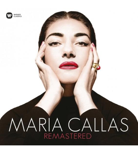 Maria Callas - Remastered (LP, Comp, RM, S/Edition, 180)