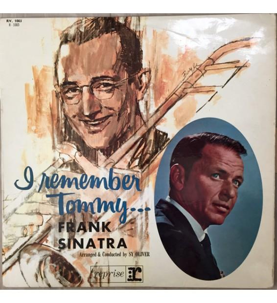 Frank Sinatra - I Remember Tommy (LP, Album) mesvinyles.fr