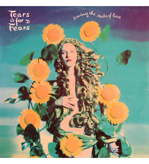 """Tears For Fears - Sowing The Seeds Of Love (12"""", Single) mesvinyles.fr"""