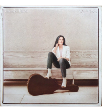 Emmylou Harris - White Shoes (LP, Album) mesvinyles.fr