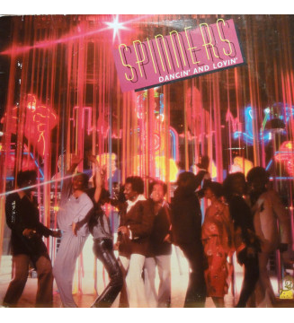 Spinners - Dancin' And Lovin' (LP, Album) mesvinyles.fr