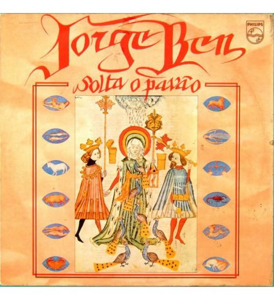Jorge Ben - Solta O Pavão (LP, Album) mesvinyles.fr