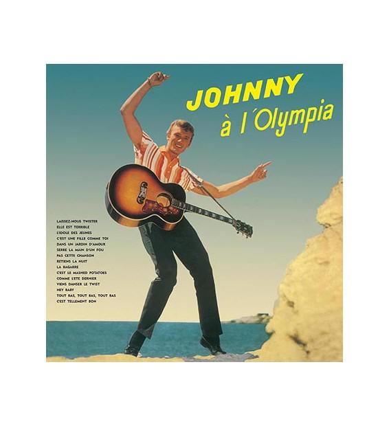 Johnny* - À l'Olympia (LP, Album, RE, 180) mesvinyles.fr