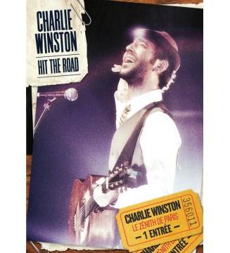 Charlie Winston - Hit The Road (DVD-V, PAL, Reg) mesvinyles.fr