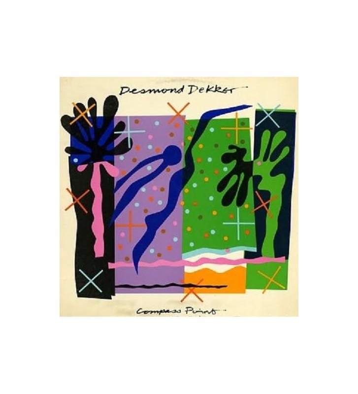 Desmond Dekker - Compass Point (LP, Album) mesvinyles.fr