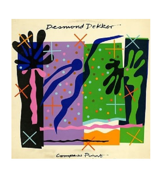 Desmond Dekker - Compass Point (LP, Album) mesvinyles.fr