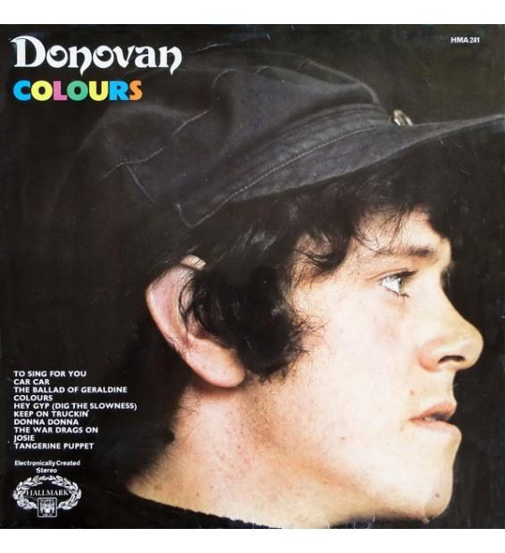 Donovan - Colours (LP, Comp) mesvinyles.fr