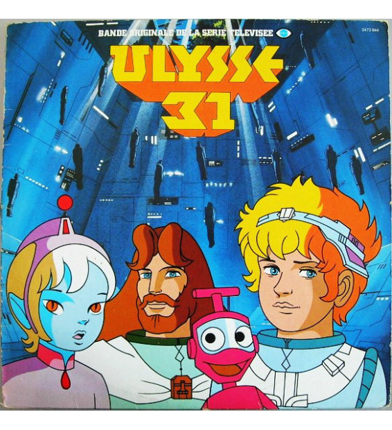 Lionel Leroy, Shuki Levy, Haim Saban - Ulysse 31 (Bande Originale De La Serie T.V.) (LP, Album) mesvinyles.fr