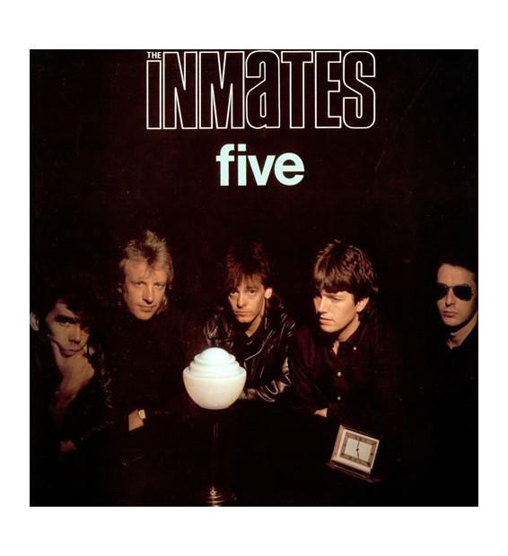The Inmates – Five - Vinyle Occasion mesvinyles.fr