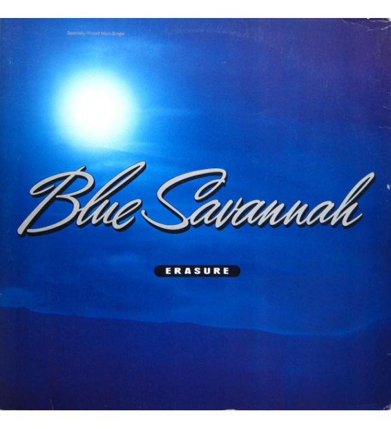 "Erasure - Blue Savannah (12"", Maxi)"