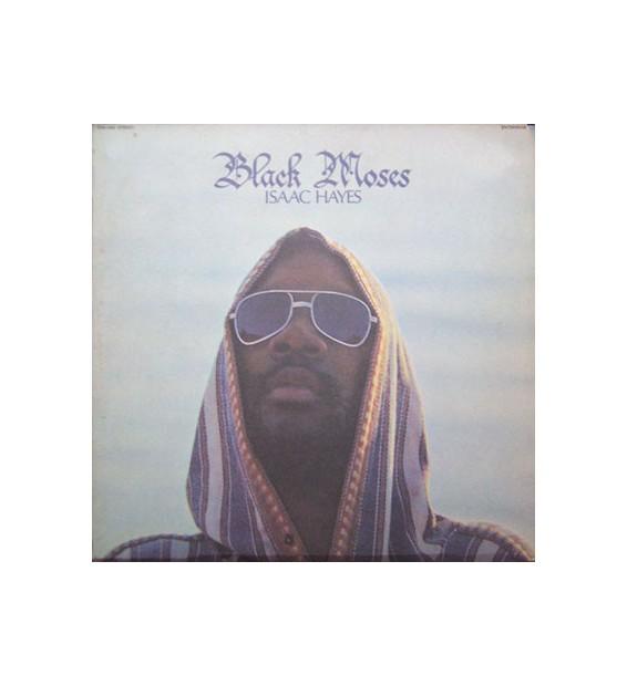 Isaac Hayes - Black Moses (2xLP, Album, Fol) mesvinyles.fr