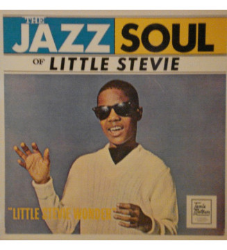 Little Stevie Wonder* - The Jazz Soul Of Little Stevie (LP, Album, RE) mesvinyles.fr