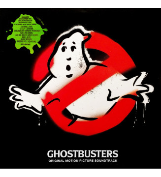 Various - Ghostbusters (Original Motion Picture Soundtrack) (LP, Album) mesvinyles.fr