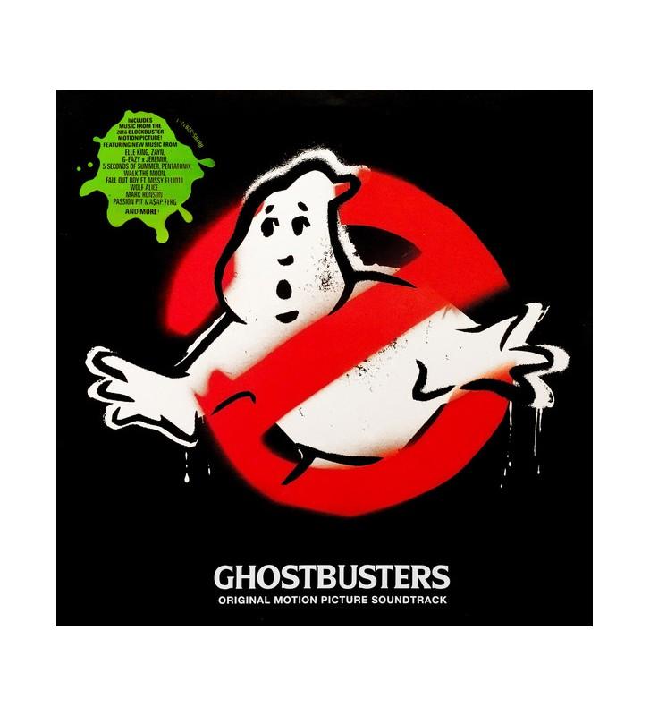Various - Ghostbusters (Original Motion Picture Soundtrack) (LP, Album) mesvinyles.fr