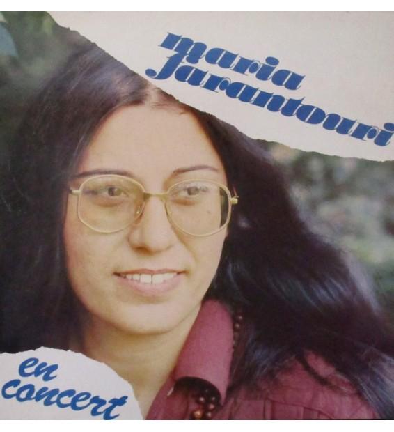 Maria Farantouri* - En Concert (LP, Album) mesvinyles.fr