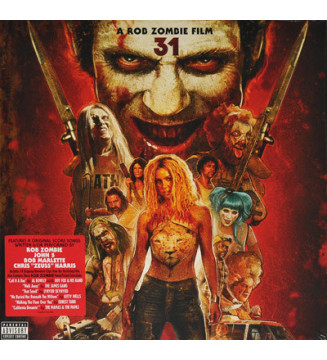 Various - A Rob Zombie Film 31 (LP, Album) mesvinyles.fr