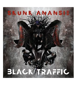 Skunk Anansie - Black Traffic (LP, Album) mesvinyles.fr