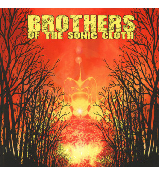 Brothers Of The Sonic Cloth - Brothers Of The Sonic Cloth (LP, Album) mesvinyles.fr