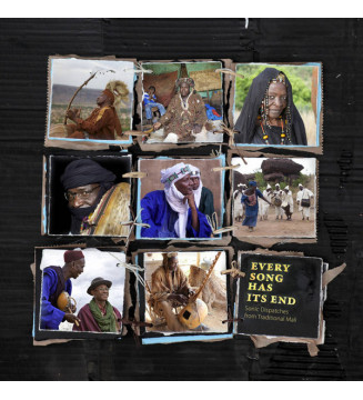 Various - Every Song Has its End (Sonic Dispatches from Traditional Mali) (2xLP, Comp) mesvinyles.fr