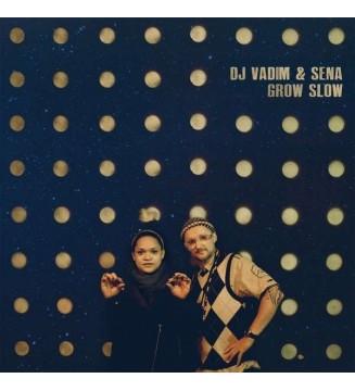 DJ Vadim & Sena - Grow Slow (2xLP, Album) mesvinyles.fr